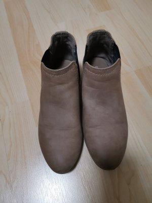 Graceland Slip-on Shoes light brown-beige