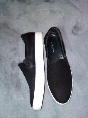 Vagabond Sneaker slip-on bianco-nero