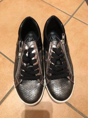 Claudia Ghazzani Lace Shoes multicolored