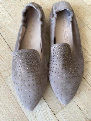 Kennel und Schmenger Zapatos sin cordones rosa empolvado-rosa