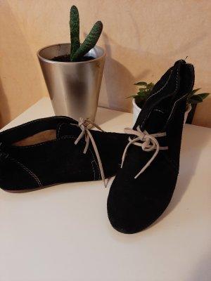 Tamaris Lace Shoes black