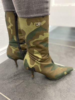 Buffalo Short Boots multicolored