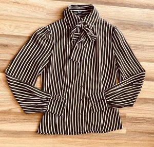 Halbtransparente  Schleppen-Bluse von ESPRIT