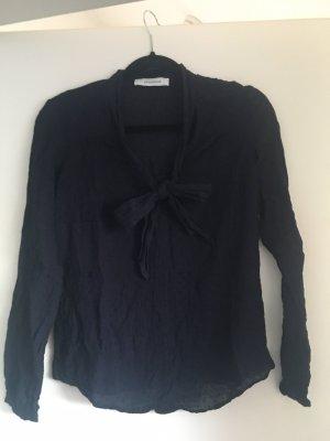 Halbtransparente Schlupf Bluse Promod 34