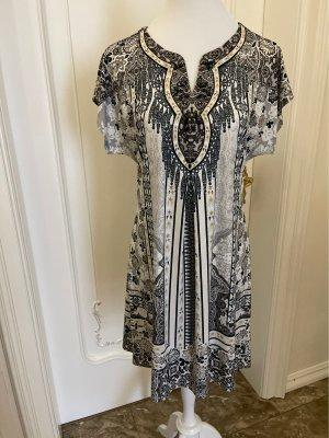 Hale Bob Shortsleeve Dress multicolored