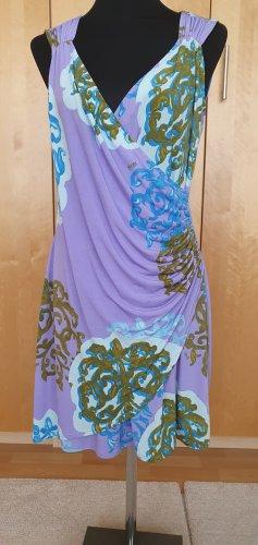 Hale Bob Midi Dress lilac-blue