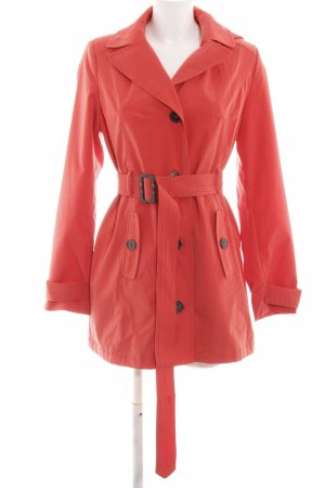 Halifax Trenchcoat rot Casual-Look