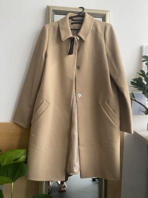 Hallhuber Between-Seasons-Coat beige