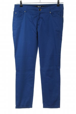Hallhuber 7/8-Hose blau Casual-Look