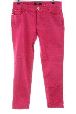 Hallhuber 7/8-Hose pink Casual-Look