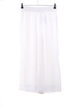 Hallhuber 7/8-broek wit casual uitstraling