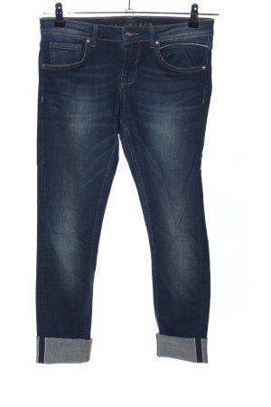 Hallhuber 7/8 Jeans blau Casual-Look