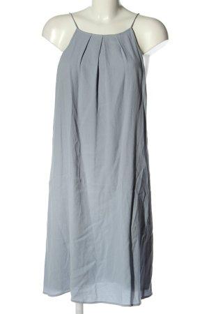 Hallhuber A-Linien Kleid hellgrau Elegant