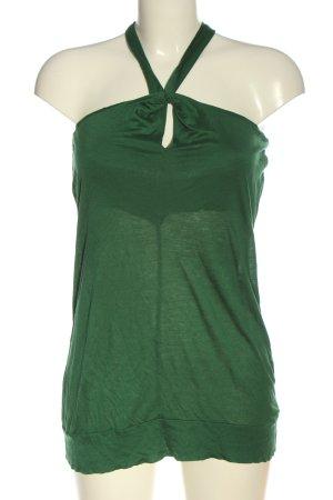 Hallhuber Halter Top green casual look
