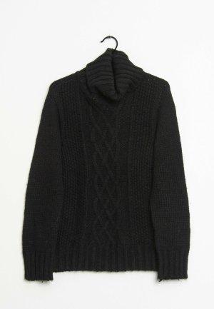 Hallhuber Alpaca Wolle blend Pullover Gr M