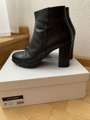Hallhuber Ankle Boots Gr 39 Leder