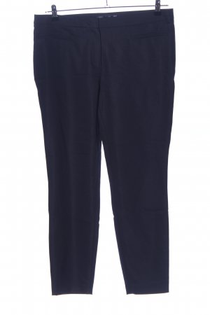 Hallhuber Anzughose blau Casual-Look