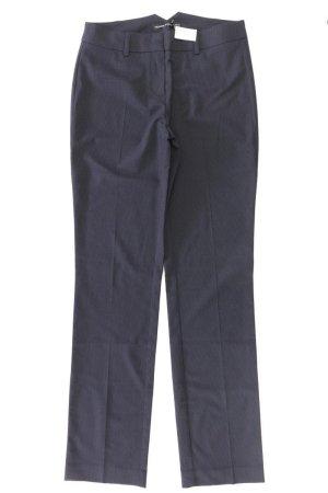 Hallhuber Anzughose Größe 34 gestreift blau