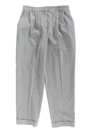 Hallhuber Anzughose Größe 36 grau aus Polyester