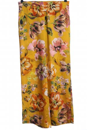 Hallhuber Baggy broek volledige print casual uitstraling