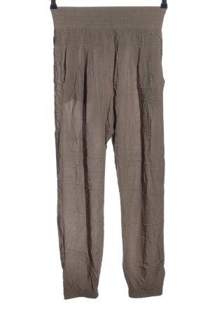 Hallhuber Baggy Pants bronzefarben Casual-Look