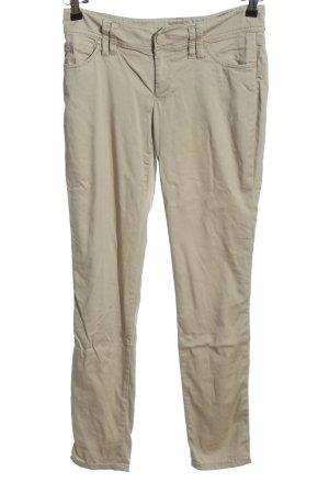 Hallhuber Pantalon «Baggy» gris clair style décontracté
