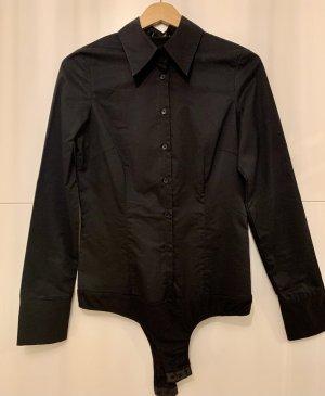 Hallhuber basic Bodysuit Blouse black