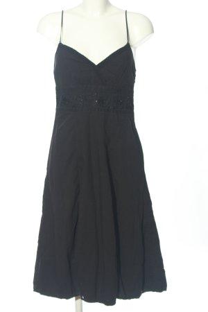 Hallhuber basic Empire Dress black elegant