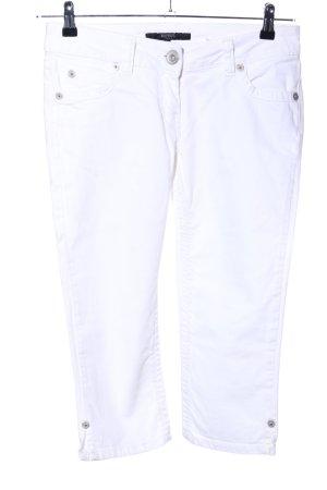 Hallhuber basic Vaquero hipster blanco look casual