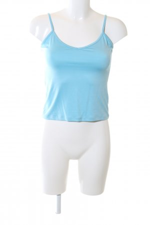 Hallhuber Basic topje blauw casual uitstraling