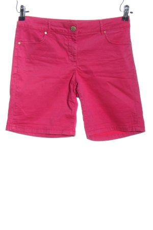 Hallhuber Bermuda pink Casual-Look