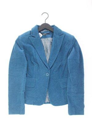 Hallhuber Blazer blauw-neon blauw-donkerblauw-azuur