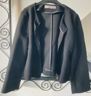 Hallhuber - Blazer in schwarz