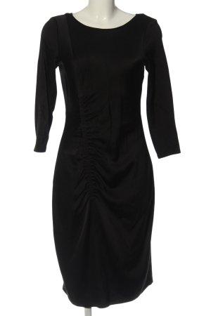 Hallhuber Ołówkowa sukienka czarny Elegancki