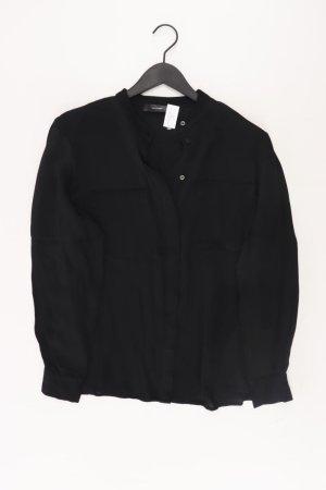 Hallhuber Bluse Größe 40 neuwertig schwarz aus Viskose