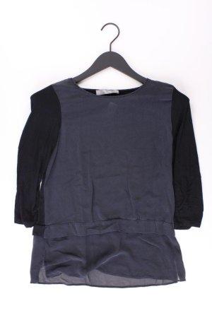 Hallhuber Bluse schwarz Größe 36