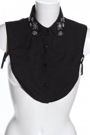 Hallhuber Davantino (per blusa) nero elegante