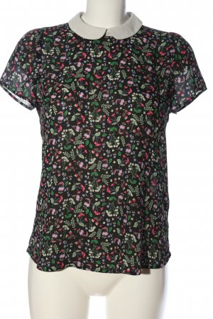 Hallhuber Dickey (for blouse) allover print casual look