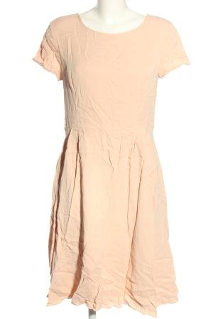 Hallhuber Blusenkleid creme Casual-Look