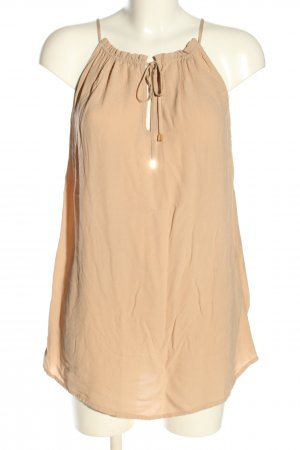 Hallhuber Blouse topje nude casual uitstraling