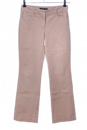 Hallhuber Boot Cut Jeans nude Casual-Look