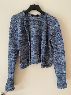 Hallhuber Knitted Blazer multicolored