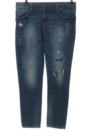 Hallhuber Jeans boyfriend blu stile casual