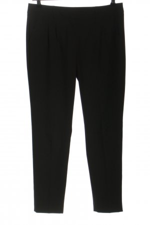 Hallhuber Pleated Trousers black casual look
