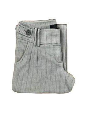Hallhuber Pleated Trousers light grey-grey