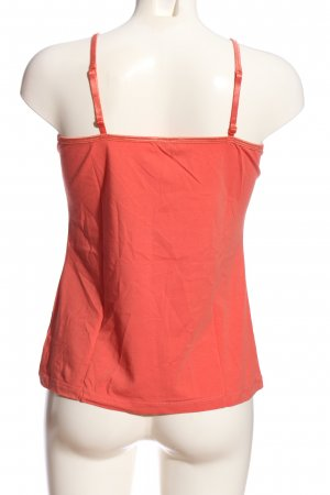Hallhuber Camisole rot Casual-Look