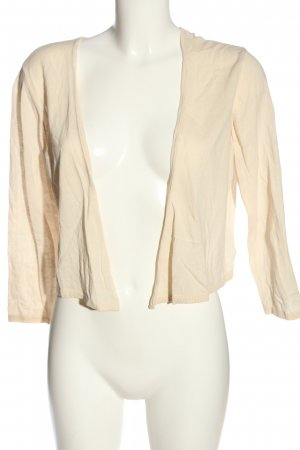 Hallhuber Cardigan creme Casual-Look