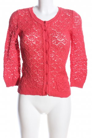 Hallhuber Cardigan pink Casual-Look