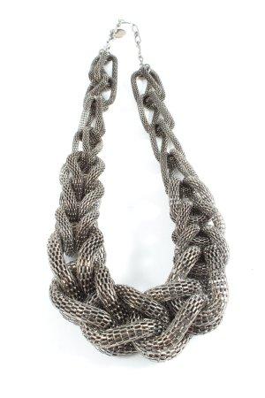 Hallhuber Collier Necklace silver-colored elegant