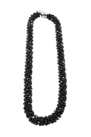 Hallhuber Collier schwarz Casual-Look